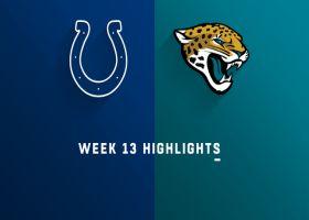 Colts vs. Jaguars highlights | Week 13