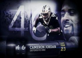 'Top 100 Players of 2021': Cameron Jordan | No. 46