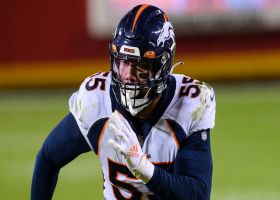 Rapoport: Bradley Chubb 'probably not going to be 100%' if he plays Sunday vs. Giants