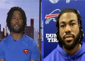 Zack Moss details how Bills are preparing for Chiefs in Week 5