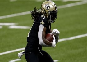 McCaffrey vs. Kamara: Which NFC South RB will have bigger workload in '21?