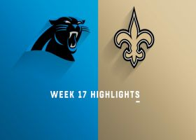 Panthers vs. Saints highlights | Week 17