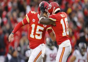 Brandt: Mahomes, Hill will be NFL's best offensive duo in '20