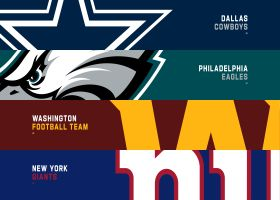 Who will win the NFC East? | 'NFL Total Access'