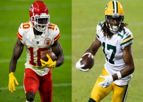 Brandon Flowers' Top 5 toughest WRs to cover entering '21 | 'NFL Total Access'