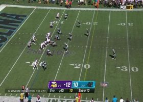 Dalvin Cook's wicked juke turns potential TFL into 8-yard gain