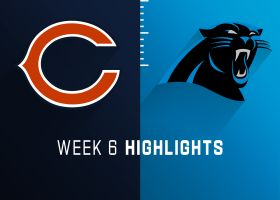 Bears vs. Panthers highlights | Week 6