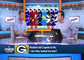 Hanzus explains why Packers are No. 6 entering Week 6   'Power Rankings'