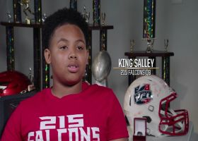 Miles Sanders and King Salley | Next Generations