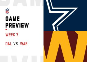 Cowboys vs. Washington preview | Week 7