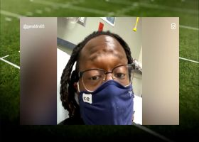 Gerald McCoy sends message to teammates, family, friends before surgery