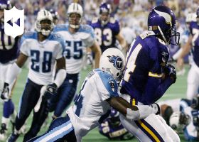 NFL Throwback: Randy Moss' incredible catches vs. Tennessee