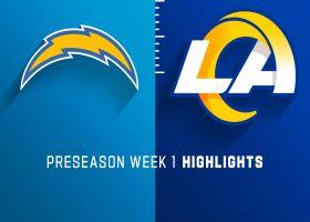 Chargers vs. Rams highlights | Preseason Week 1