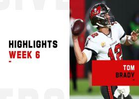 Tom Brady's best throws vs. Packers | Week 6