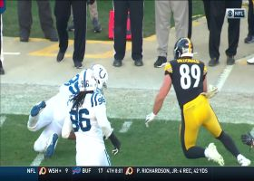 Colts' D comes up HUGE with fumble recovery