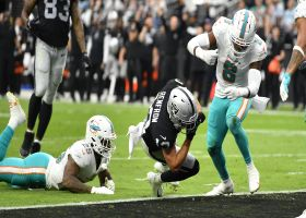 Hunter Renfrow cooks Xavien Howard with filthy route for TD