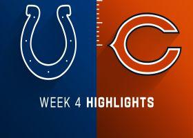 Colts vs. Bears highlights | Week 4
