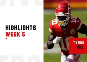 Tyreek Hill's most impressive plays vs. the Raiders | Week 5