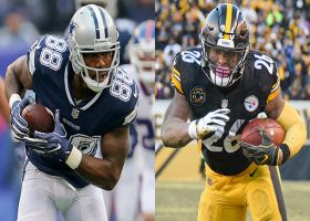 Michael Robinson: Dez injury shows why Le'Veon Bell is being cautious