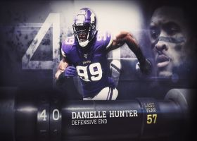 'Top 100 Players of 2020': Danielle Hunter | No. 40