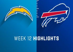 Chargers vs. Bills highlights | Week 12