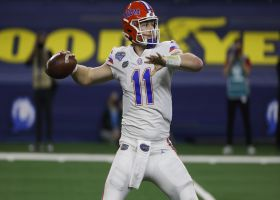 PFF's Chahrouri: Two intriguing team fits for Kyle Trask in '21 draft