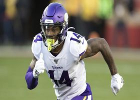 Baldinger: Diggs' ability to beat elite defenders will open up Bills offense