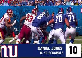 Daniel Jones' top 10 plays | 2019 season