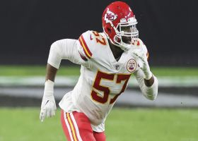 Chadiha: Chiefs' 'whole pass-rush situation in flux' entering 2021