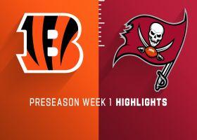 Bengals vs. Buccaneers highlights | Preseason Week 1