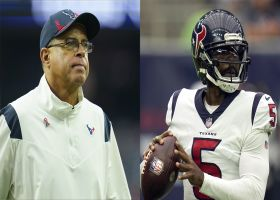 Palmer, Trotter: Texans may have perfect HC, QB in place to handle Watson situation