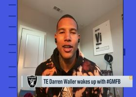 Darren Waller: 'We have to make the playoffs, no more excuses, no more justifications'