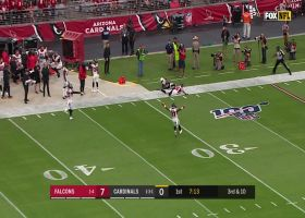Can't-Miss Play: Kyler Murray unloads incredible tight-window deep ball to Sherfield