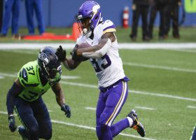 Pelissero: Dalvin Cook avoided more serious groin injury vs. Seahawks
