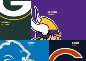 How the NFC North teams got their colors