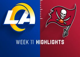 Rams vs. Buccaneers highlights | Week 11