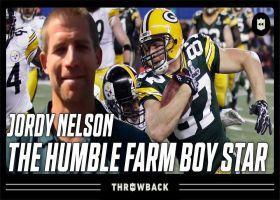 Jordy Nelson's rise to stardom | NFL Throwback Originals