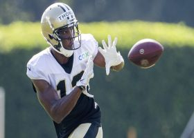 Burleson: NGS' new 'Route Recognition Model' tabs Michael Thomas as NFL's best route runner