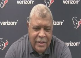 Romeo Crennel reflects on Texans' Thanksgiving win