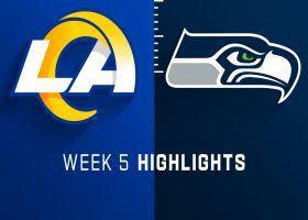 Rams vs. Seahawks highlights | Week 5
