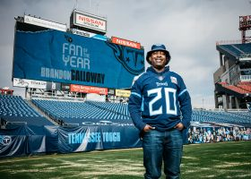 NFL Fan of the Year - Brandon Galloway