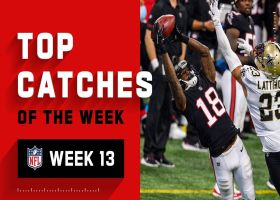 Top catches of the week | Week 13
