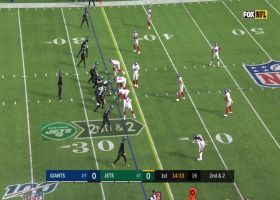 Giants vs. Jets highlights   Week 10