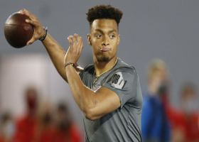 'Hey Rookie': Justin Fields, Micah Parsons, Kyle Pitts, Jaycee Horn's pro day