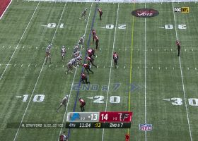 Kenny Golladay outmuscles defender for strong 18-yard grab
