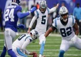 Zane Gonzalez's 45-yard field goal gets friendly bounce off upright