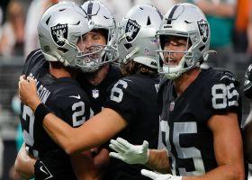 Carlson's 22-yard FG gives Raiders a walk-off win on OT's final play