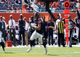 Ryan Nall shows power on 39-yard run up gut