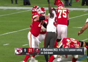 D.J. explains how 'stubbornness' stalled Chiefs offense in Super Bowl LV