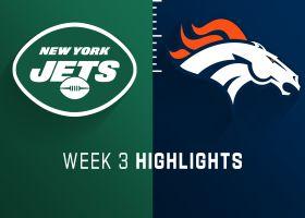 Jets vs. Broncos highlights | Week 3